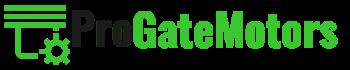 pro gate motors logo transparent
